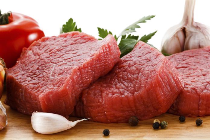 L-Carnetine haltige Lebensmittel wie Rindfleisch