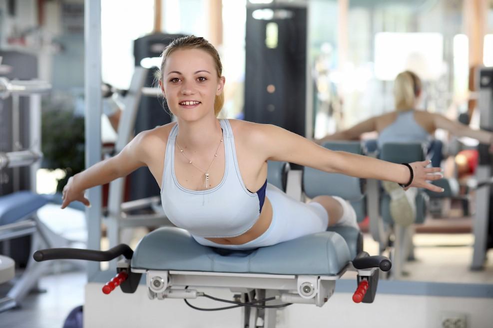 Hyperextension in Bauchlage - alle Infos zur Trainingsübung