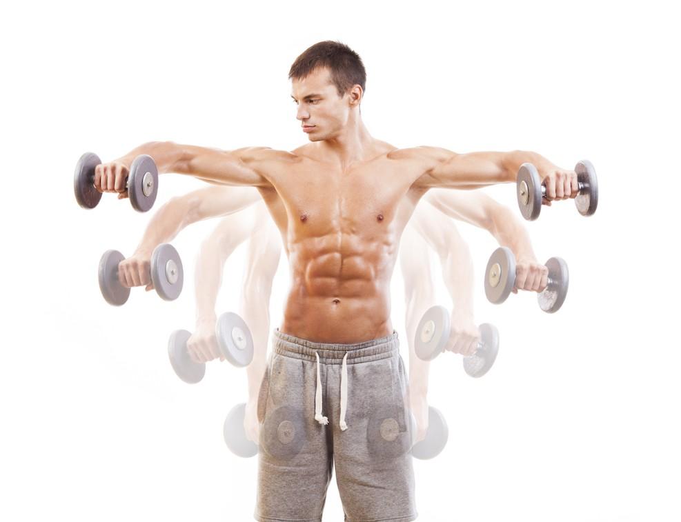 Muskelaufbau Übungen - alle wichtigen Trainingsübungen im Überblick