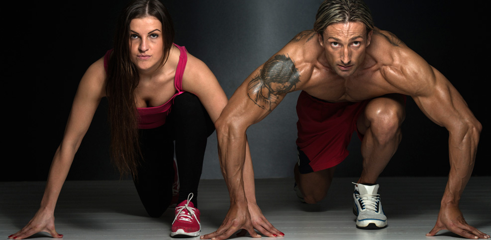Welches Ausdauertraining am besten für Muskelaufbau?