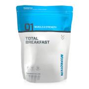 """Eine Tüte """"Total Breakfast"""" vor weißem Hintergrund"""